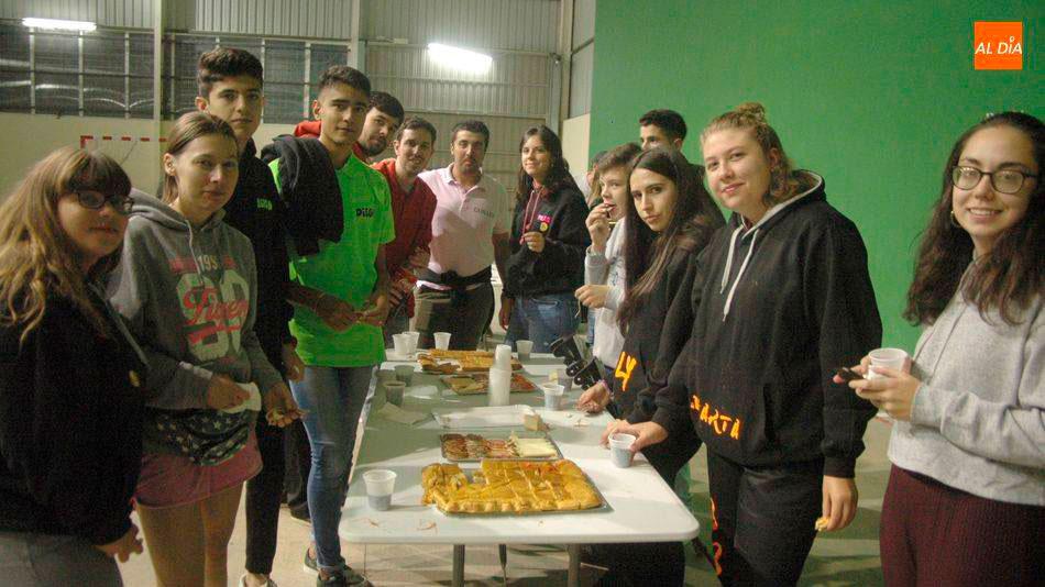 En Villaseco de los Reyes comienzan las fiestas con un excelente sabor de boca