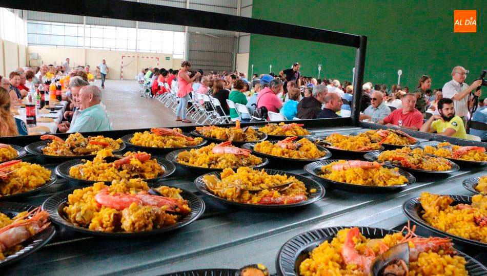 En Villaseco de los Reyes dicen adiós a las fiestas con un contundente menú